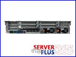 Dell PowerEdge R720 16 Bay Server, 2x 2.7GHz 8Core E5-2680, 128GB, 16x Tray H710