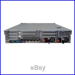 Dell PowerEdge R720 16-Core 2.2GHz E5-2660 32GB 16x 73GB 2.5 15K FM487 H310 16B