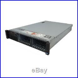 Dell PowerEdge R720 16B Barebones Server No CPU RAM HDD PSU or HEATSINKS
