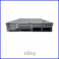 Dell PowerEdge R720 16B Barebones Server with 2x Heatsinks No CPU RAM HD PSU