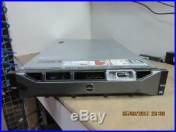 Dell PowerEdge R720, 1x Xeon E5-2660 2.2Ghz, 16GB, H710 Mini, 2x PSU, 2.5