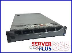 Dell PowerEdge R720 2.5 Server, 2x 2.0GHz 6 Core E5-2620, 64GB, 4x Trays, H710