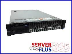 Dell PowerEdge R720 2.5 Server, 2x 2.6GHz 8Core E5-2650V2, 32GB, 16x Trays H710