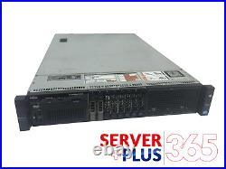 Dell PowerEdge R720 2.5 Server, 2x 2.6GHz 8Core E5-2650V2, 32GB 4x Trays H710
