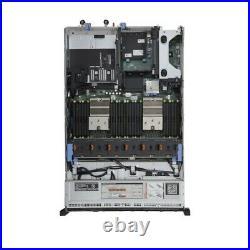 Dell PowerEdge R720 2.5 Server 2x E5-2660 = 16 Cores 32GB RAM 2x 600GB SAS