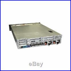 Dell PowerEdge R720 2 x Xeon E5-2695 v2@ 2.40GHz 128GB RAM NO HDD