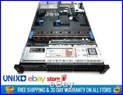 Dell PowerEdge R720 2U Server 2x E5-2670v2 10-Core 2.5GHz 64GB 2x 600GB H710