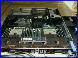 Dell PowerEdge R720 2U Server 2x Xeon E5-2670 16 Core 128gb RAM 2x 750W