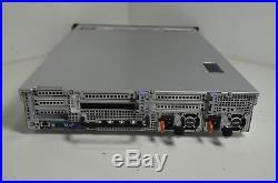 Dell PowerEdge R720 2x 2.6GHz E5-2630 v2 6-Core Barebones Server