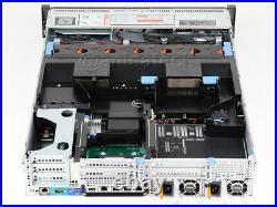 Dell PowerEdge R720 2x Xeon E5-2650 v2 2.60GHz 48GB DDR3 H710 16-Core NO DISKS