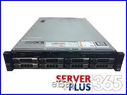 Dell PowerEdge R720 3.5 Server, 2x E5-2650 2.0GHz 8Core, 128GB, 8x 2TB, H710
