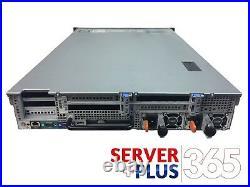 Dell PowerEdge R720 3.5 Server, 2x E5-2650 2.0GHz 8Core, 32GB, 4x Tray, H710