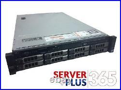 Dell PowerEdge R720 3.5 Server, 2x E5-2680 2.7GHz 8Core, 32GB, 8x Tray, H710