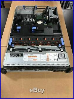 Dell PowerEdge R720 8 x 3.5 LFF 2U Server CTO