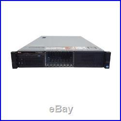 Dell PowerEdge R720 8B 16-Core 2.20GHz E5-2660 192GB R1XFC H710P 1GB No 2.5 HDD