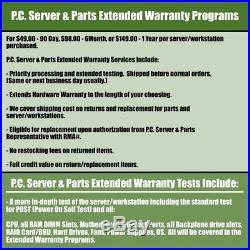 Dell PowerEdge R720 8B LFF 6-Core 2.10GHz E5-2620 v2 No RAM No 3.5 R1XFC H710