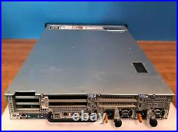 Dell PowerEdge R720 8LFF Server 2x E5-2620V2 2.1GHz 6Cores 64Gb H710 IT MODE