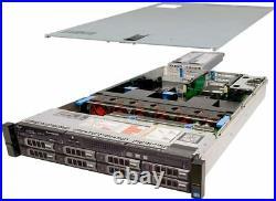 Dell PowerEdge R720 Dual E5-2640 2.50GHz 128 GB RAM 8 x1 TB PERC H710