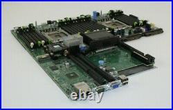 Dell PowerEdge R720 Dual Socket Server Motherboard VWT90 No RAM No CPU
