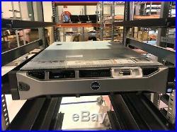 Dell PowerEdge R720 Rack Server 8LFF/2x E5-2640 9x Fans