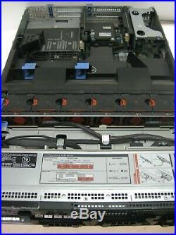 Dell PowerEdge R720 Server Single Xeon 4 Core E5-2603 @ 1.8GHz, 16GB RAM, No HDD