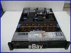 Dell PowerEdge R720 Virtualization Server 20-Core 128GB 4x300GB 10K 1.2TB
