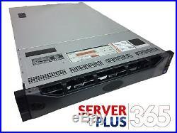 Dell PowerEdge R720XD 3.5 Server, 2x E5-2620 2.0GHz 6Core, 128GB, 12x Tray, H710