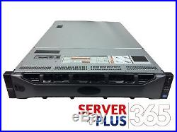 Dell PowerEdge R720XD 3.5 Server, 2x E5-2620 2.0GHz 6Core, 64GB, 12x Trays, H310
