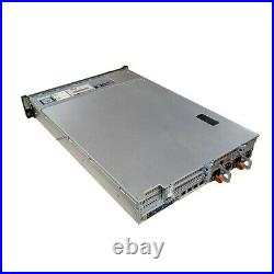 Dell PowerEdge R720XD Server / 2x E5-2609 = 8 Cores / H710 / 16GB RAM / 2x Trays