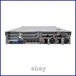 Dell PowerEdge R720XD Server 2x E5-2670 2.6GHz = 16 Core 128GB H710 4x 900GB SAS