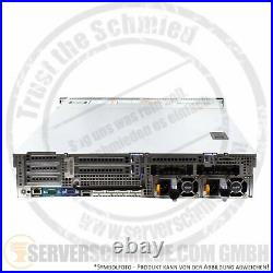 Dell PowerEdge R720xd 12x LFF 2x SFF Server 2x Xeon E5-2650 8C IDRAC Enterprise