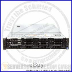 Dell PowerEdge R720xd 19 2U Server 12x 3,5 LFF 2x Intel XEON E5-2600 v1 / v2 P
