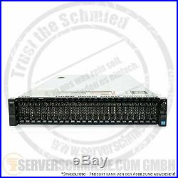 Dell PowerEdge R720xd 19 2U Server 24x 2,5 SFF 2x Intel XEON E5-2600 v1 / v2 P