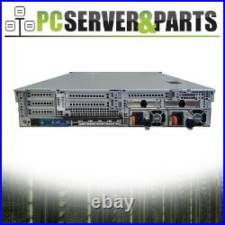 Dell PowerEdge R720xd 24B 8-Core 2.50GHz E5-2609 v2 16GB RAM 4x 300GB H710