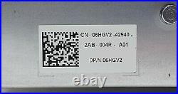 Dell PowerEdge R720xd 2E5-2640 2.50GHz 32GB PERC H710P 12-Bay LFF SAS Server