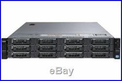 Dell PowerEdge R720xd 2x Quad-Core E5-2609 16GB RAM 12x 3.5 HDD Bay 2U Server