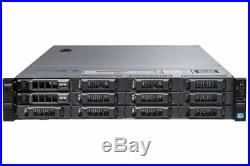 Dell PowerEdge R720xd 2x Quad-Core E5-2609 16GB RAM 2x 1TB 7.2K HDD Bay Server
