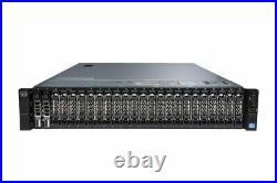 Dell PowerEdge R720xd 2x Quad-Core E5-2609 16GB RAM 2x 600GB 10K HDD 2U Server