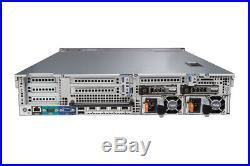 Dell PowerEdge R720xd-DBE 2 x E5-2650v2, 32GB, 2 x 4TB SATA, H710, Exp