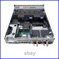 Dell PowerEdge R720xd Server 2x 2630V2 2.6 = 12 Core 32GB H310 2x Trays