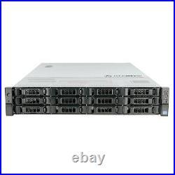 Dell PowerEdge R720xd Server 2x E5-2630 2.30Ghz 12-Core 16GB H710