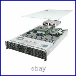 Dell PowerEdge R720xd Server 2x E5-2640 2.50Ghz 12-Core 96GB H310