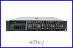 Dell PowerEdge R730 2 x Intel XEON E5-2660v3 10-Core 2.6GHz 64GB RAM 2U server