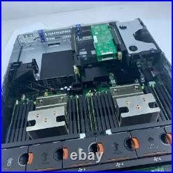 Dell PowerEdge R730 2x Intel Xeon E5-2620 v3 2.40GHz 96GB DDR4 RAM NO HDDs