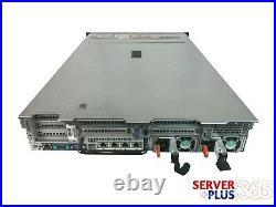 Dell PowerEdge R730 3.5 Server, 2x E5-2680V3 2.5GHz 12Core, 128GB, 8x Tray, H730