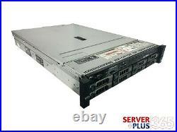 Dell PowerEdge R730 3.5 Server, 2x E5-2680V3 2.5GHz 12Core, 64GB, 8x Tray, H730
