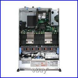 Dell PowerEdge R730 Server 2x 2620V3 2.4Ghz = 12 Core 16GB 2x Trays RPS