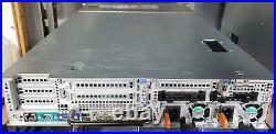 Dell PowerEdge R730XD 2U Server 2x E5-2680V3 2.5GHz 128GB H730P 12x3.5+2x2.5 Bay