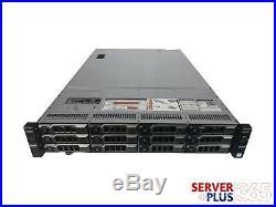 Dell PowerEdge R730XD LFF Server, 2x E5-2650 V3 2.3GHz 10Core, 128GB, 12x Tray