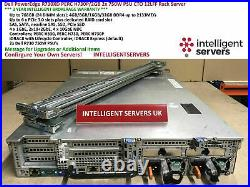 Dell PowerEdge R730XD PERC H730P/2GB 2x 750W PSU CTO 12LFF Rack Server